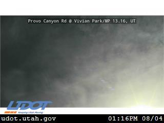 Provo Canyon at Vivian Park